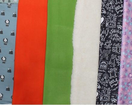 Ткани для детской одежды: лучшее - для лучших